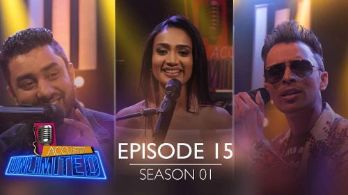 Acoustica Unlimited with Romesh Sugathapala & Nadini Premadasa & Udaya Sri - 01-09-2019
