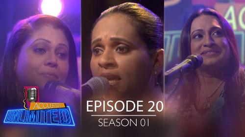 Acoustica Unlimited with Anuradha Nandasiri & Janani Peiris & Rupasika Ranathunga