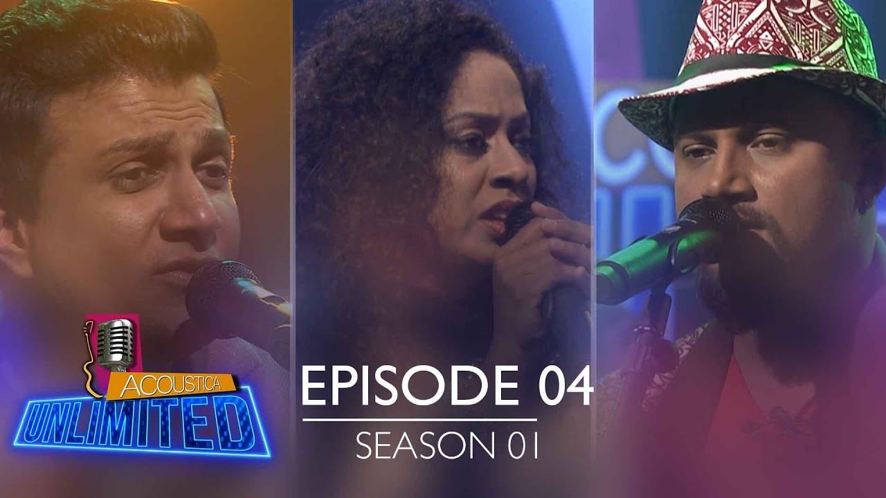 Acoustica Unlimited with Gayantha Wijerathna & Kushani Sandareka & Indika Ruwan (Roony) - 09-06-2019