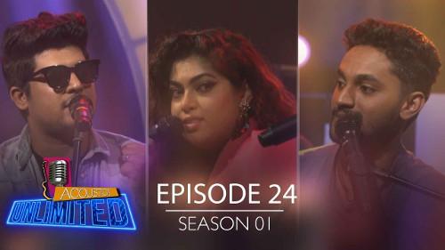 Acoustica Unlimited with Raini Charuka & Sajitha Anthony & Sanuka Wickramasinghe - 17-11-2019