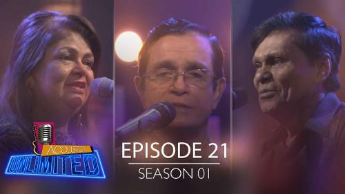 Acoustica Unlimited with Melroy Dharmaratne & Lankika Perera & Errol Fernando