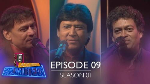 Acoustica Unlimited with Keerthi Pasquel & Jayantha Dissanayake & Raju Bandara - 21-07-2019