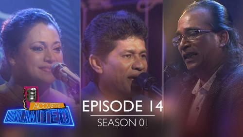Acoustica Unlimited with Senanayake Weraliyadda & Pradeepa Dharmadasa & Janaka Wickramasinghe