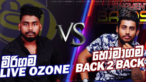 Shaa Fm Sindu Kamare with Live Ozone & Back To Back - 21-08-2020
