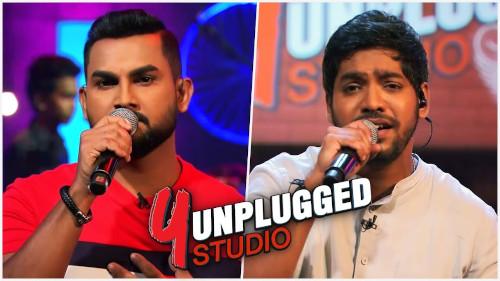 Y Unplugged Studio with Supun Perera & Ridma Weerawardena - 04-04-2020