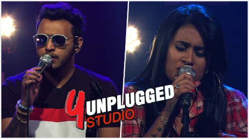 Y Unplugged Studio with Nadeemal Perera & Tehan Perera & PointFive