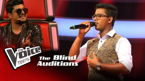 Mahamaya - Didula Tharusara (The Voice Teens Sri Lanka)