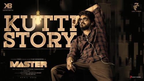 Kutti Story - Thalapathy Vijay & Anirudh Ravichander